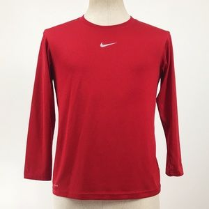 Nike Boys L/S Legend T-Shirt L Large